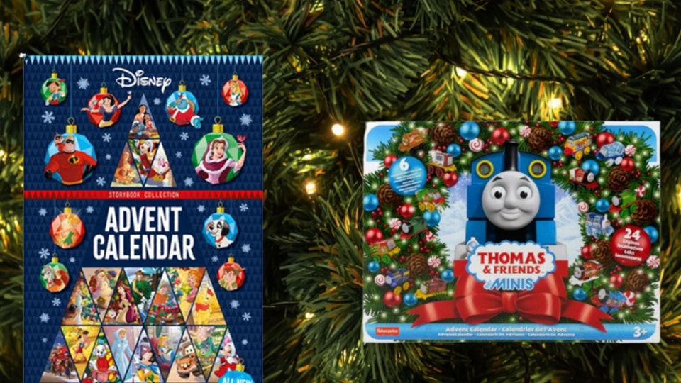 The best baby and toddler advent calendars that aren't chocolate